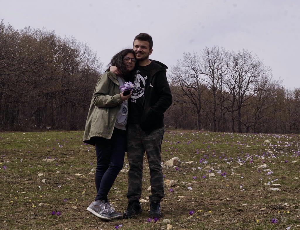 Хосо и Нина