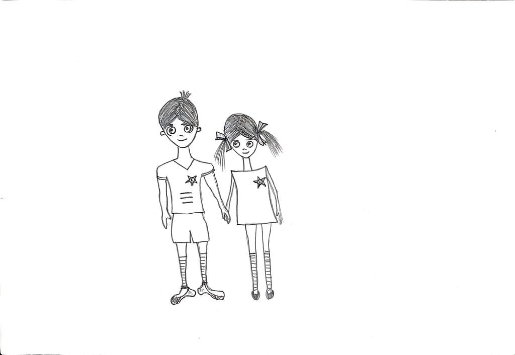 Рисунок дети